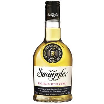 Виски Old Smuggler 3 года 40% 0.7л