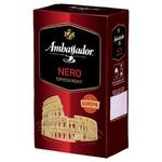 Ambassador Nero ground coffee 225g