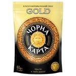 Кава Чорна Карта Gold розчинна 60г