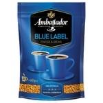 Кофе Ambassador Blue Label растворимый 60г