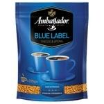 Кава Ambassador Blue Label розчинна 205г