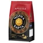 Кофе Черная Карта Арабика молотый 70г - купить, цены на Ашан - фото 1
