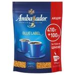 Кава Ambassador Blue Label розчинна сублімована 510г