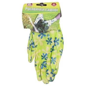 Pomichnytsya Gloves for garden S - buy, prices for Auchan - photo 2