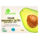 Смесь растительных жиров Naturale Веганская соленая со вкусом авокадо 75% 200г