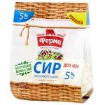 Сир кисломолочний Ферма 5% 350г
