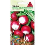 Семена Агроконтракт Редис Красный с белым кончиком 3г