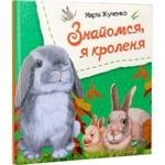 Книга Знакомься, я кролик