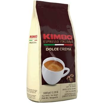 Кофе Kimbo Dolce Crema в зернах 1кг