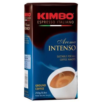 Kimbo Intenso Ground Coffee 250g - buy, prices for EKO Market - photo 1