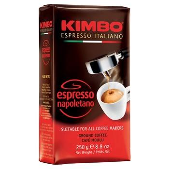 Кофе Kimbo Espresso Napoletano молотый 250г