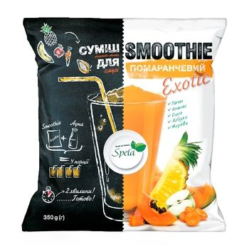 Spela Exotic Frozen Mix for Orange Smoothie 350g - buy, prices for Auchan - photo 1