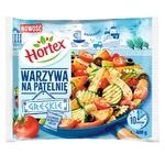 Hortex Greek Frozen Vegetables Mix for Frying 400g