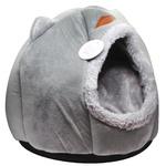 Лежак-домик для собак и кошек круглый 0,35кг