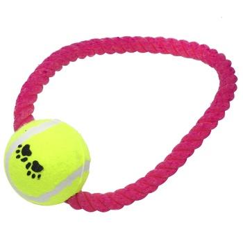 Іграшка для тварин Мотузка к кулею арт. 13411-14 И388