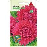 Agrokontrakt Aster Zilber Rose Seeds 0,1g