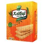 Galleti Yeast & Sugar Free Wheat-Oatmeal Crispbread