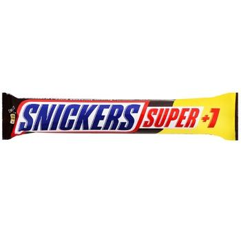 Snickers with Hazel-nut Chocolate Bar 112,5g