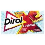 Dirol X-Fresh Chewing Gum Raspberry and Lemon Freshness 13.5g