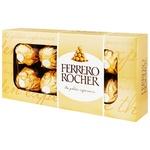 Ferrero Rocher Crispy Waffer Candies 100g