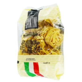 Макаронні вироби Santini Тagliatelle 70 500г - купити, ціни на CітіМаркет - фото 2