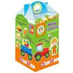 Настольная игра Vladi Toys Игры на коробке Живу на ферме