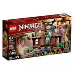Конструктор Lego Ninjago Турнір стихій 283шт