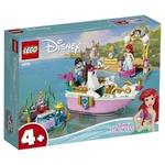 Конструктор Lego Disney Святковий човен Аріель