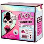 Набір-сюрприз L.O.L. Surprise! Furniture Перчинка з автомобілем