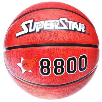 Мяч SuperStar для баскетбола - купить, цены на Ашан - фото 1