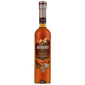 Adjari Cognac 5 yrs 40% 0,5l - buy, prices for CityMarket - photo 1
