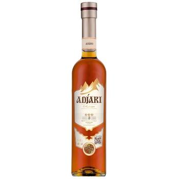 Коньяк Adjari 3 года 40% 0,5л