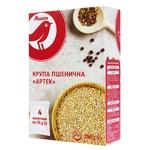 Крупа пшенична Ашан Артек 280г