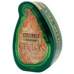 Чай Basilur Ceylon the Island of Tea зелений 100г