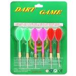 Set of Darts 6pcs