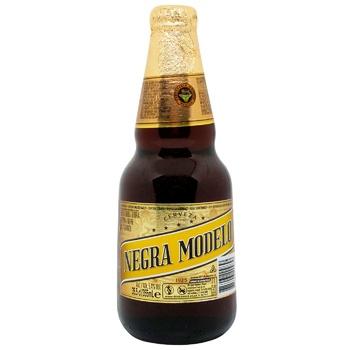 Пиво Modelo Negra 5.3% темное 0,355л - купить, цены на Novus - фото 1