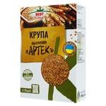 Крупа Бест Альтернатива Артек пшенична в пакетиках 280г