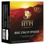 Чай черный Принцесса Нури Высокогорный 100шт 2г - купить, цены на Метро - фото 2