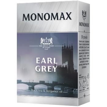 Чай черный Мономах Earl Grey 90г