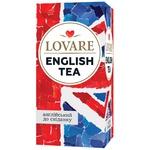 Чай Lovare Английский завтрак черный 24шт*2г