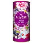 Lovare Wild Berry ceylon leaf black tea 80g