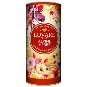 Чай Lovare Альпийские травы 80г