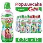 Morshynska Sportik non-carbonated water 330ml