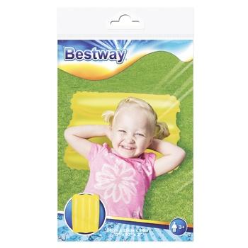 Подушка Bestway Wave надувная 38х25х5см