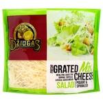 Сир Dziugas Мікс сирів для салату 39% 250г