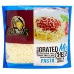 Сыр Dziugas Микс сыров для пасты 42% 250г