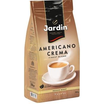 Кофе Jardin Americano Crema в зернах 250г - купить, цены на Novus - фото 2