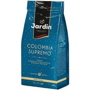 Jardin Colombia Supremo Ground Coffee 250g - buy, prices for EKO Market - photo 1