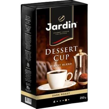 Кофе Jardin Dessert Cup молотый 250г - купить, цены на Ашан - фото 3