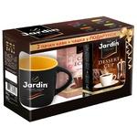 Кофе молотый Jardin Dessert Cup 250г и Cafe Eclair 250г + чашка